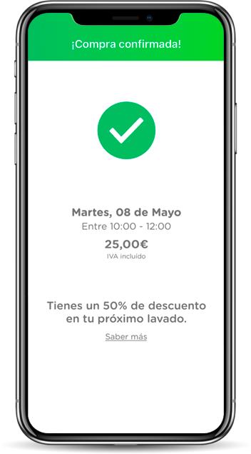 Cleander-app-pantalla-confirmacion